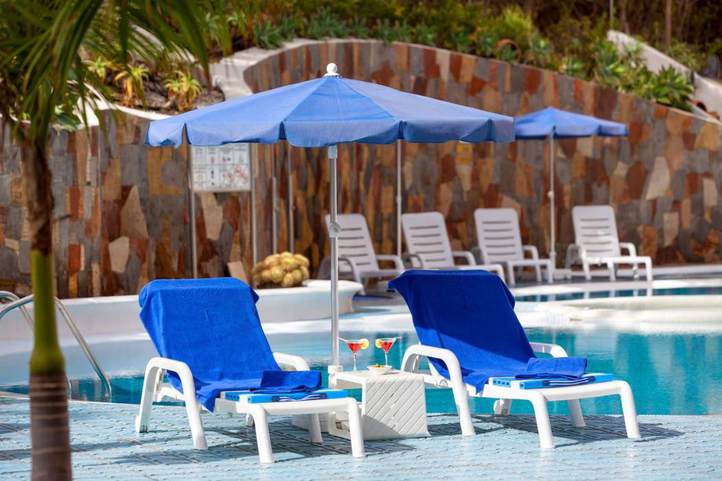 Swimming pool mur aparthotel buenos aires gran canaria